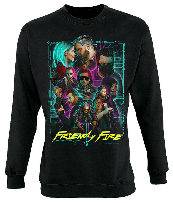 Friendly Fire - 2077 - Sweatshirt