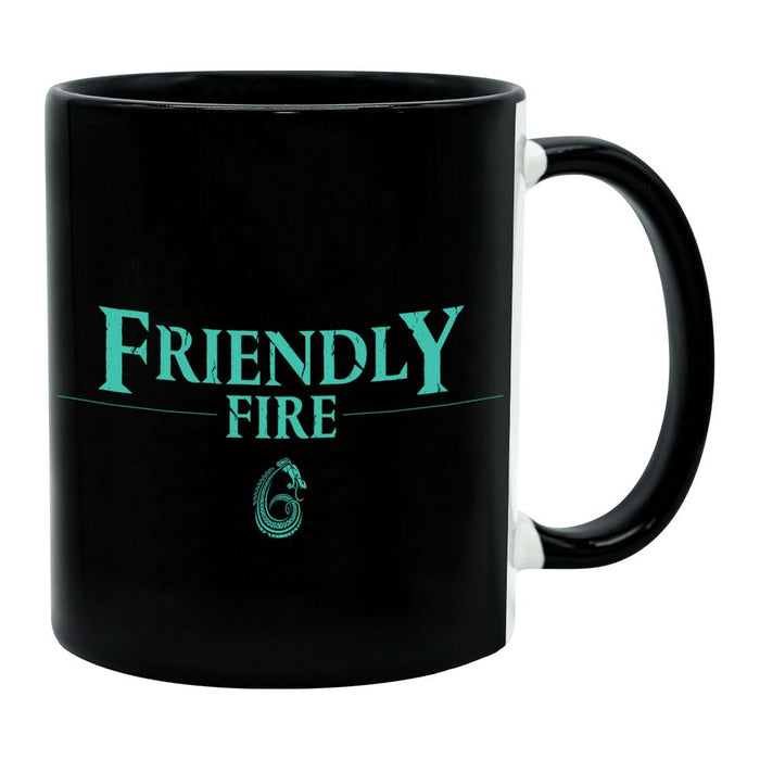 Friendly Fire - Valhalla - Tasse