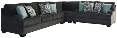 Charenton Benchcraft Sectional