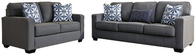 Kiessel Nuvella Benchcraft 2-Piece Living Room Set