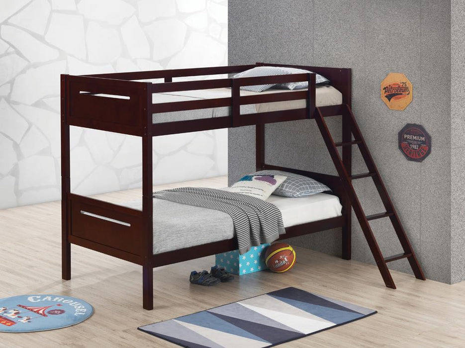 G405051 Twin/Twin Bunk Bed image
