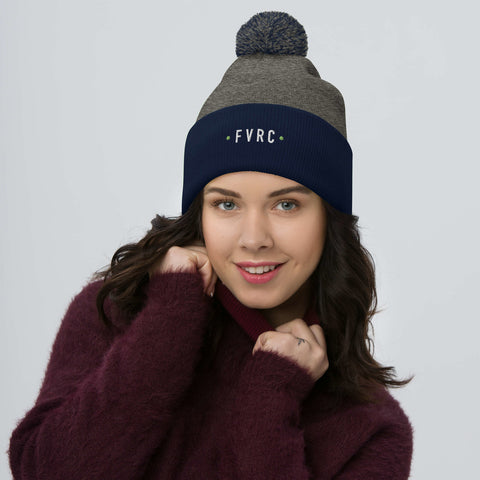 Pom-Pom FVRC Beanie - More Colors