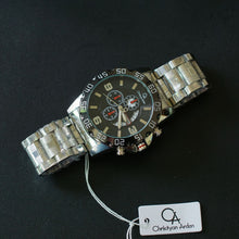 Muat gambar ke penampil Galeri, Christyan Arden Men Collection Water Resist GTH CA8657 Black Dial