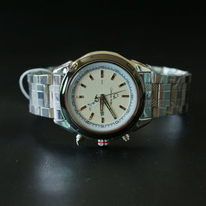 Christyan Arden Men Collection Water Resist GTH CA8646 White Dial