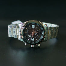 Muat gambar ke penampil Galeri, Christyan Arden Men Collection Water Resist GTH CA8649 Black Dial