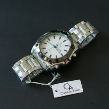 Load image into Gallery viewer, Christyan Arden Men Collection Water Resist GTH CA8645 White Dial