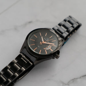 Christyan Arden MONOCHROME EDITION CA8069 GHS Rose Gold Marker (42mm)