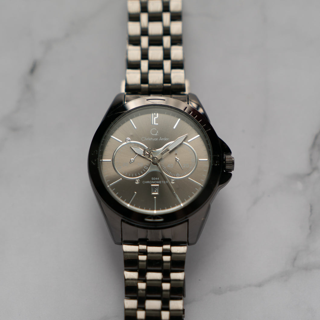 Christyan Arden MONOCHROME EDITION CA5044 GH Silver Marker (42mm)