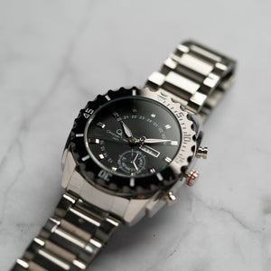 Christyan Arden DAYDATE EDITION CA8621 GTH - Black Dial (46mm)