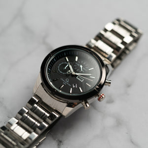 Christyan Arden DAYDATE EDITION CA8696 GTH - Black Dial (46mm)