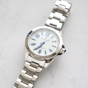 Christyan Arden Luxury Collection CA4159 White Dial (Pria)