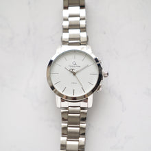 Muat gambar ke penampil Galeri, Christyan Arden Luxury Collection CA001A White Dial (Pria)