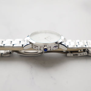 Christyan Arden Luxury Collection CA001A White Dial (Pria)