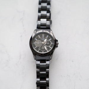 Christyan Arden Luxury Watch LH CA3603 Black Dial (Wanita)