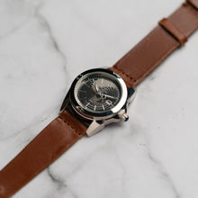 Load image into Gallery viewer, Christyan Arden Full Grain Leather CA2452 Brown - Black Dial (Wanita)