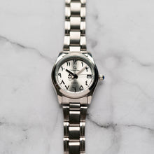 Load image into Gallery viewer, New Christyan Arden AALI CA3109C - Around The World Edition - Silver SunBurst Dial (Wanita)