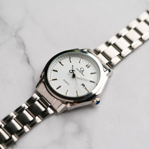 New Christyan Arden ICARUS CA-001C - Around The World Edition - White Dial (Pria)