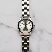 Load image into Gallery viewer, New Christyan Arden ARISTOTLE CA-0006C - Around The World Edition - Silver Sunburst Dial (Wanita)