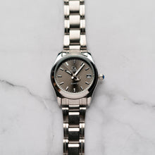 Load image into Gallery viewer, New Christyan Arden ARISTOTLE CA-0006C - Around The World Edition - Grey Sunburst Dial (Wanita)