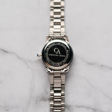 Load image into Gallery viewer, New Christyan Arden MAXIMUS CA-0011C - Around The World Edition - Silver Sunburst Dial (Wanita)