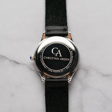 Muat gambar ke penampil Galeri, New Christyan Arden NYKE CA3101 - Around The World Edition - Black Dial - Black Strap (Pria)