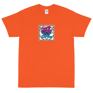 "愛 AI ""Love"" Men's Cotton T-Shirt"
