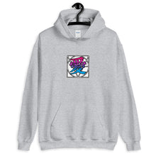 "Load image into Gallery viewer, 愛 AI ""Love"" Unisex Hoodie"