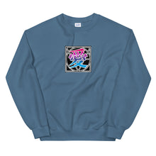 "Load image into Gallery viewer, 愛 AI ""Love"" Unisex Sweatshirt"