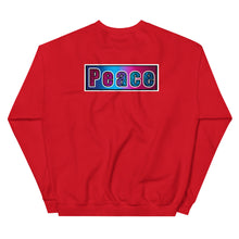 "Load image into Gallery viewer, 平和 HEIWA ""Peace"" Unisex Sweatshirt"