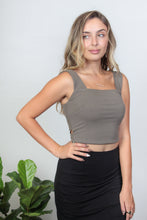 Load image into Gallery viewer, Andrea Crop Top Tank