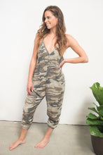 Load image into Gallery viewer, Ally Camo Jumpsuit