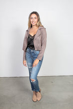 Load image into Gallery viewer, Bebe Cropped Jacket