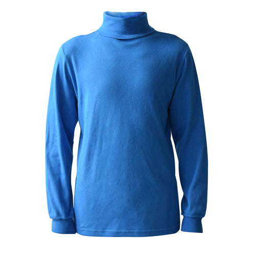 Mens Cotton Turtleneck
