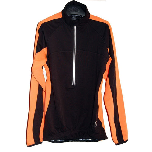 Mens TopCool Long Sleeve Cycling Jersey