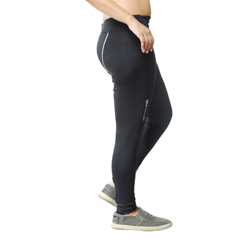 Womens Padded Thermal Cycling Pants