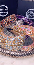 Load image into Gallery viewer, Headbands /Crown with Large Crystal Embellishments