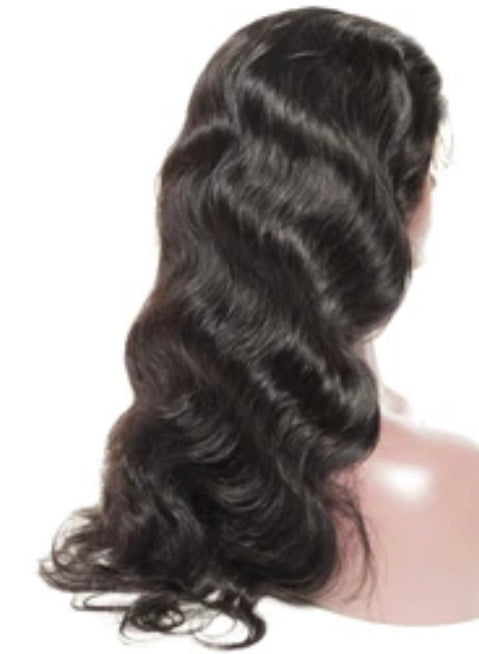 FULL LACE WIG- Body Wave Raw Hair