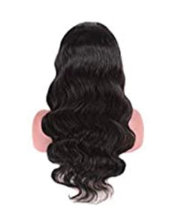 ESSTIQ Lace Front Wig, Body Wave Hair