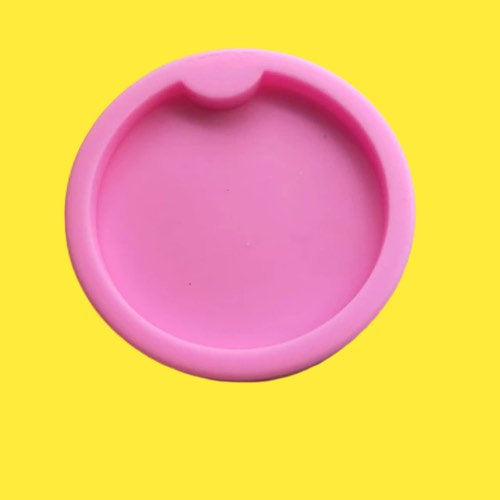 2PCS Car Coaster Silicone Molds for Resin Casting | MakeItKraft Resin Molds