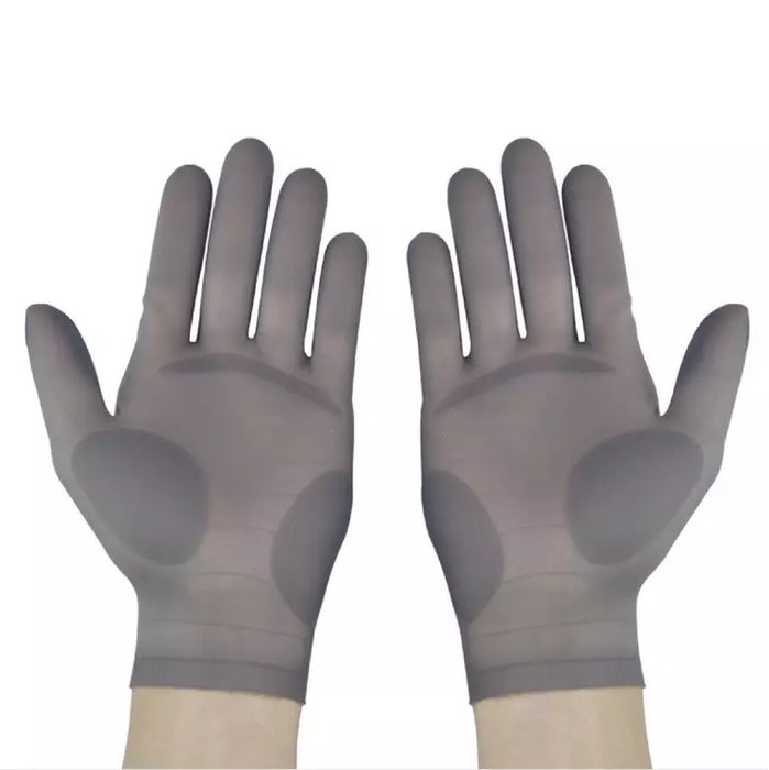 Reusable Non Slip Large Silicone Gloves For DIY Resin Projects | Easy to Clean