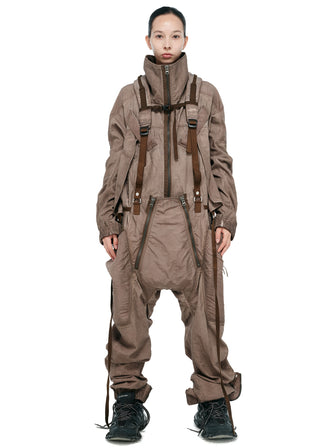 ATHEIST MECH BAY ENGINEER WORKSUIT - HAMCUS