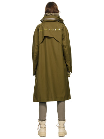 """HIGHLANDER"" WATER PROOF ALL CLIMATE CLOAK - HAMCUS"
