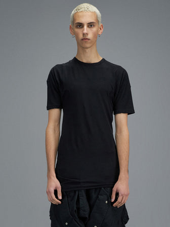 ADJUSTABLE SNAP-STRAPS TWISTED T-SHIRTS