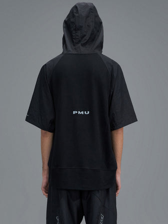 PYRAMID POCKET SWEATER / WB HOODIE