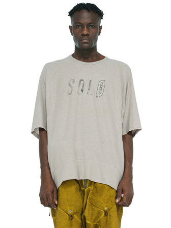 """SOLO"" PRINTED T-SHIRTS - HAMCUS"