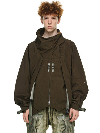 MANTA MULTI-LAYERED PANEL PARKA