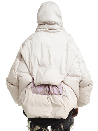 ARCTIC MANTA MULTIFORM DOWN PUFFER