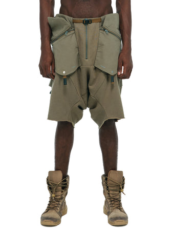 REINFORCED CONCEALED LAYERED SHORTS - HAMCUS