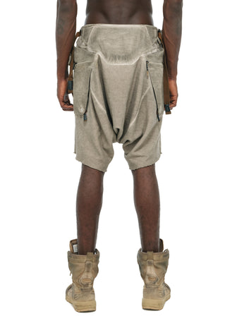 SANDWORM HUNTER'S SET REINFORCED SPRINTER SHORTS - HAMCUS