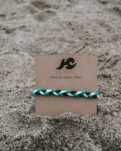 Sea Braided Bracelet